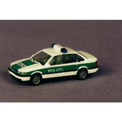0104 04 Wiking VW Passat Limousine POLIZEI gruen-weiss