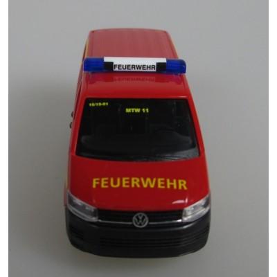 Herpa VW T6 Bus Feuerwehr Stuttgart 929295